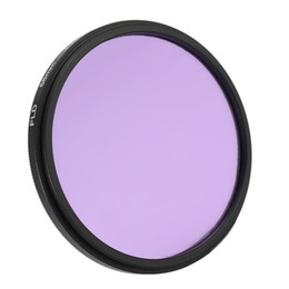 52mm Camera Filters Australia - Professional Camera Lens Filter Kit Close-Up Macro Accessory Set Photography Accessories UV CPL FLD with Carry Pouch   Lens Cap   Tulip