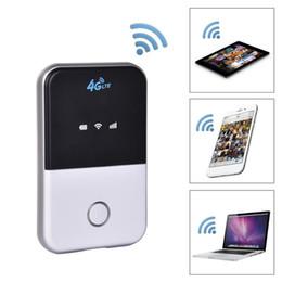Mini Wifi 4g Australia - 4G Wifi Router Mini Router 3G 4G Lte Wireless Portable Pocket Wi Fi Mobile Hotspot Car Wi-fi With Sim Card Slot GPS