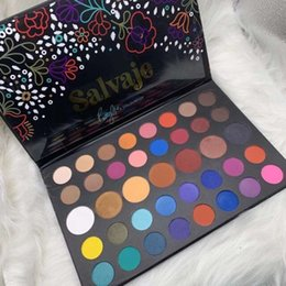 $enCountryForm.capitalKeyWord NZ - Newest Salvaje eye shadow COLOURPOP X Becky G 39 colors eye shadow Shimmer Matte eye shadow palette
