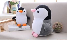 $enCountryForm.capitalKeyWord Australia - 25CM Cute Penguin Plush Toys Sea Animal Doll Small Plush Doll Children's Gifts Decoration Gifts Penguin Stuffed Toys L160