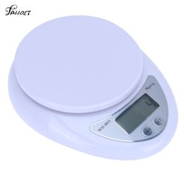 $enCountryForm.capitalKeyWord Australia - Portable 5kg Digital Scale Lcd Electronic Scale Steelyard Postal Food Balance Measuring Weight Kitchen Scales Libra