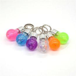$enCountryForm.capitalKeyWord Australia - Led Flash Bulb Keyboard Customized Creative Toy Gift Activity Gift Hanging Novelty Jewelry