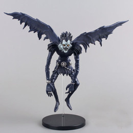 Anime deAth note online shopping - Death Note Ryuk New PVC Figure Loose quot Anime Manga Collectible Gift