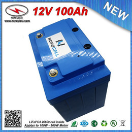 $enCountryForm.capitalKeyWord NZ - 360W Li-ion Battery Pack 12V 100Ah Lipo battery for Electric Bike EV HEV Car scooter UPS Streetlamp solar system FREE SHIPPING