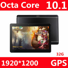 BOBARRY B109 10 Polegada Tablet PC 3G 4G Lte Octa Núcleo 4 GB de RAM 32 GB ROM Dual SIM 5.0MP Android 7.0 GPS 1920 * 1200 IPS Tablet PC 10