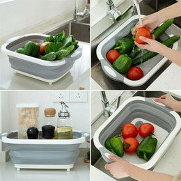 $enCountryForm.capitalKeyWord Australia - 4in1 Multi-Board Dayvion No More Tool Fruit Vegetables Drain Basket Foldable