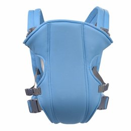 inner belt Australia - Multifunctional 0-24Months Baby Carriers Breathable Front Facing Infant Comfortable Sling Backpack Pouch Wrap Baby Kangroo Belt