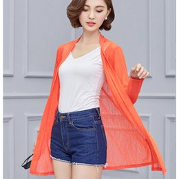 Shirt Poncho Australia - Women 2018 Spring Summer Cardigan Long Sleeve Blouse Shirt Woman Sweater Casual Crochet Poncho Clothing Blusas Plus Size