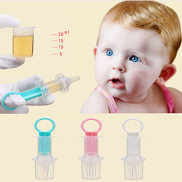 medicine syringes Australia - Baby feeding device juice child syringe baby medicine medicine squeezing nipple feeding spoon device nipple child equipment