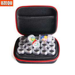 paintings bottles NZ - wholesale Jewelry Storage Box Diamond Painting Accessories Bead Storage Bottle Diamond Embroidery Multi-function Tools Kits