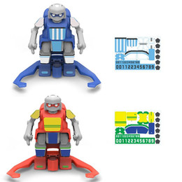 Wholesale Xiaomi Youpin SIMI Football Robot 2PCS Intelligent Soccer Game Toys Handle Wireless Control for Boys Family Battery Not Included 3002371C6