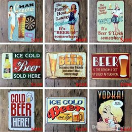 $enCountryForm.capitalKeyWord NZ - different themes beer garage warning Motor Vintage Craft Tin Sign Retro Metal Painting Poster Bar Pub Wall Art Sticker