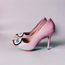 $enCountryForm.capitalKeyWord Australia - So kate Wedding Party Dress Shoes Thin high heels Pointy toe Factory Real Pics Women Pumps Big Size euro 42