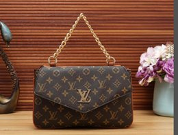 Faux Leather Clutch Bag Australia - Fashion bags Women Lady Leather Handbags wallet Shoulder Bag Tote Clutch Women Bags For Women 2018 NEW Composite Bag 068