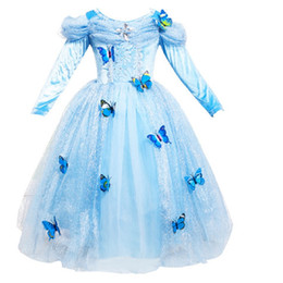 $enCountryForm.capitalKeyWord Australia - alloween costume blue halloween costume for kids princess little christmas gifts for children girls cinderella dress costumes clothing ba...