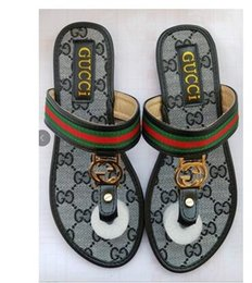 China European and American style high quality new style summer classic style women's beach flip-flops sandals fashion sequins decoration cheap american style sandals suppliers