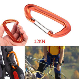 $enCountryForm.capitalKeyWord Australia - 1 pcs 12KN Safety Master Lock D Buckle Mountaineering Lock power tools Carabiner Rock Climbing Buckle Equipment Outdoor Accessories
