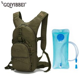 $enCountryForm.capitalKeyWord Australia - Outdoor Camelback Tactical Hydration Backpack 2L Water Bag Sports Pack For Camping Climbing Hiking Travel Army