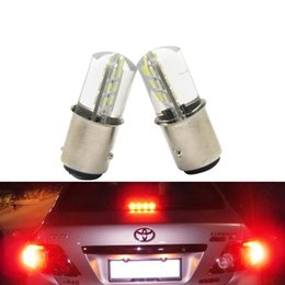 1157 lights online shopping - 10x P21W Ba15S Bay15D Car LED Signal Bulb Super Bright Auto Tail Reverse Parking Brake Fog Lamp White DRL Day Light V