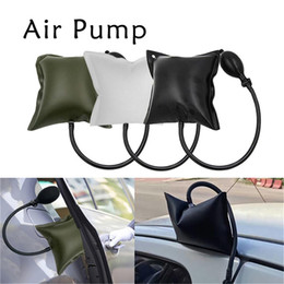 $enCountryForm.capitalKeyWord Australia - 1PCS Adjustable Car Air Pump Auto Repair Tool Thickened Car Door Repair Air Cushion Emergency Open Unlock Tool Kit