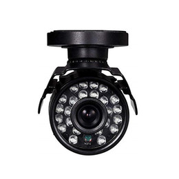 5mp cmos camera Canada - Hiseeu AHBB15 5MP Wired Security Camera Weatherproof CMOS 3.6mm Lens with IR Cut Night Vision CCTV PAL System