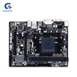 $enCountryForm.capitalKeyWord UK - Gigabyte GA-F2A78M-DS2 Desktop Motherboard F2A78M-DS2 A78 Socket FM2+ AMD A10 A8 A6 A4 Athlon DDR3 64G SATA3 USB3.0 Micro-ATX