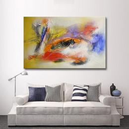 Original Oil NZ - handmade oil painting on canvas modern 100% Best Art Abstract oil painting original directly from artis COX1-015
