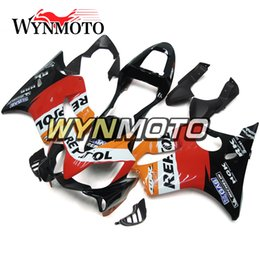 $enCountryForm.capitalKeyWord Australia - Advanced Repsol Quality Fairings for Honda CBR600F4i 2001 2002 2003 01 02 03 ABS Plastic Injection Body Kits Motorbike F4i 01 02 03 Hulls