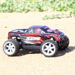 control cars toys NZ - Electric remote control toy car 2.4G wireless remote control 1:16 high-speed cross-country climbing car model toy