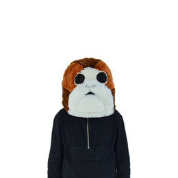 $enCountryForm.capitalKeyWord UK - Cute Squirrel Head Masks Fashion Mascot Animal Head Masks Factory Direcly Sale