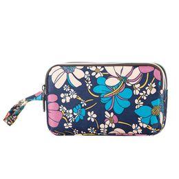 Cute Canvas Wallet Australia - Ladies Purse Zipper Handbag Cute 3 Layer Portable Wallet Bag Phone Bag Credit Wallet Card Holder good quality