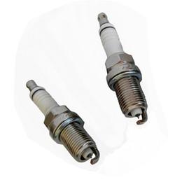 Wholesale Mazda Engines Australia - Car Candles lighter Iraurita Platinum Alloy Spark plug iridium Glow Plugs Engine Ignition for Mazda CX-5 2.0L 2.5L PE PY