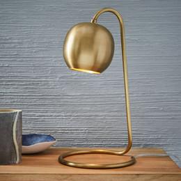 $enCountryForm.capitalKeyWord Australia - Table Lamp Bedroom Living Room Light Simple Modern Romantic Wedding Room Decor Small Bedside Metal Table Light