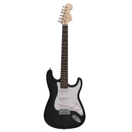Chinese  39 Inch 6 Strings electric guitars bass guitar Basswood Rosewood Fingerboard Guitar with Guitar Bag Professional Performance manufacturers