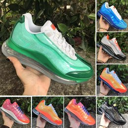 Sport ShoeS 3d online shopping - Cheap Fashion D Builder Heron Preston Kamika Men women Running shoes Orange Yellow Blue Black Pink Mens Trainers Sports sneakers