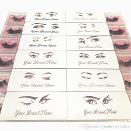 Discount private labels - Customized Logo and Designs for Private Lash Extensions Sticker Label (Used for Mink Lashes Natural 3D Mink Eyelashes Fa
