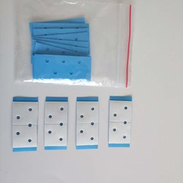 Wholesale Blue Tape Tabs double side Adhesives Mini Strips for Lace Wigs Men s Toupee Hold Weeks hair extensions tools