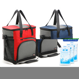$enCountryForm.capitalKeyWord Australia - 25L Outdoor Insulated Bag Camping Hiking Picnic Bag Cooler Lunch Tote Freshness Pack Insulated Gift 3 Ice
