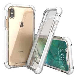 $enCountryForm.capitalKeyWord UK - Newest for iphone xr armor case 4 edges anti-crash case for goophone x 3in1 PC+tpu+TPE designer phone case