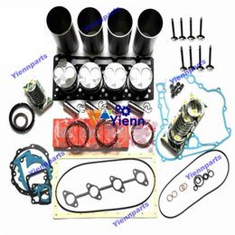 $enCountryForm.capitalKeyWord Australia - V1505 overhaul rebuild kit with valve for Kubota TRENCHERS 460 MAXI-SNEAKER diesel engine repair parts V1505-B
