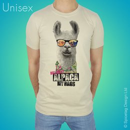 $enCountryForm.capitalKeyWord Australia - Alpaca My Bags T-shirt Alpacas Summer Holiday Tshirt Adventrure Lama Top Hawaii jacket croatia leather tshirt