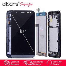 $enCountryForm.capitalKeyWord NZ - ORIGINAL LCD Display For ASUS Zenfone 2 Laser ZE550KL LCD Display Touch Screen with Frame Replacement Parts For ZE550KL