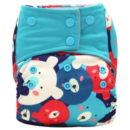 aba35a571 Shop Washable Printed Baby Cloth Diapers UK