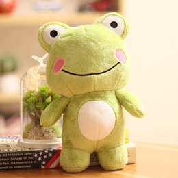 $enCountryForm.capitalKeyWord Australia - Cute little animal frog cow monkey stuffed toy doll small ugly cute doll boy and girl birthday gift