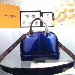 $enCountryForm.capitalKeyWord Australia - M54785 M54704 Women Miroir Handbag Purse Shoulder Bag Blue Messenger Shoulder Bags Crossbody Handbags Totes Boston Bags