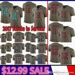 best Arizona 11 Larry Fitzgerald Cardinals 31 David Johnson 32 Tyrann  Mathieu Jersey Cincinnati Bengals 18 A.J. Green Dolphins Jarvis Landry 7eb0f532b
