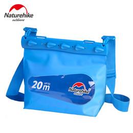 8713a955fa5 20M Depth Outdoor PVC Diving RiverTrekking Drifting Seal Rafting Bags Ocean  Pack Waterproof Bag Dry Bag For Swimming L M S