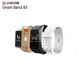 JAKCOM B3 Smart Watch Hot Sale in Smart Wristbands like antennas wifi vhs player smartwatch u8 from spy android manufacturers