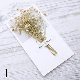 $enCountryForm.capitalKeyWord Australia - Dried Flowers Happy Birthday Greeting Card Personality DIY Wedding Party Decoration Invitation Card Festival Postcard