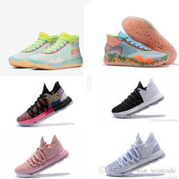 shoes new zoom kd Australia - New Zoom Kd 10 Anniversary University Red Still Kd Igloo Betrue Oreo Men Casual Shoes Usa Kevin Durant Elite Kd12 Casual Shoes Kdx
